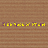 Hide Apps on Phone 1.0