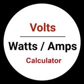 Volts/Watts/Amps Calculator 1.2