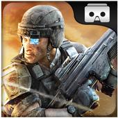 VR Army Commando Shooting Mission Survival War