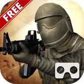 VR Urban Commando Shooting 2.2