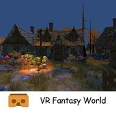 VR Fantasy World Cardboard 1.7