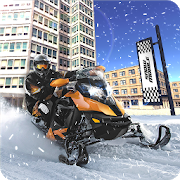 Drive Snowmobile Simulator 1.0