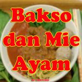 Resep Bakso dan Mie Ayam 1.0