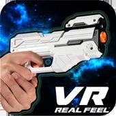VR Real Feel Alien Blasters App 2.1