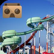 VR Water Park Water Stunt Ride 2.0