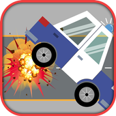 Police Car Driving Impossible 1.2