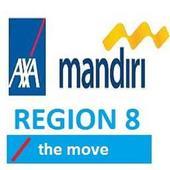 AXA Mandiri Region 8 The Move 1.0