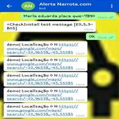 AlertaGpstracker 1.0