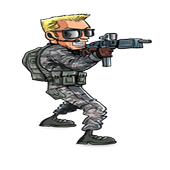 Alpha Commando 1.0