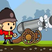 Cannons and Soldiers game 0.1