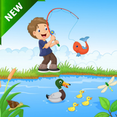 Catch The Fish: Free Game For Children 1.0