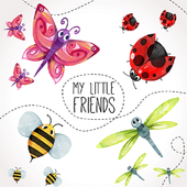 Find Object Cartoon Insects 1.0