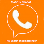IND Bharat chat messenger-awesome calls & chats 1.0.7