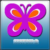 Match 2 butterflies 0.1