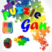 Puzzle gan