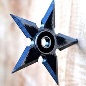 Shuriken Fidget Spinner 1.0
