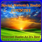 Social Network Radio Country