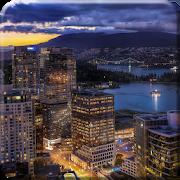 Canada Night Live Wallpaper HD 1.0.2