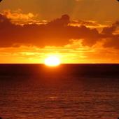 Ocean Waves Sunset Live HD 2 3.0