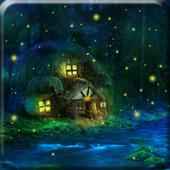 Fireflies Live Wallpaper PRO 1.0.2