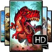 Dinosaurs HD Wallpaper 1.0