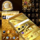 Golden launcher & wallpaper:Luxury & deluxe themes 1.0.4