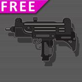 Uzi Submachine Gun Fire 2.0