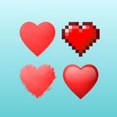 Hearts Live Wallpaper Free 1.0.1