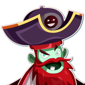 Zombie Pirates VR Shooter 1.1