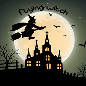 Flying witch - Halloween 1.1