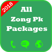 All Zong Pk Packages: 1.1