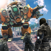 Mechs vs Humanity 2: Giant robots aggressors 1