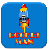 Rocket Man Flappy 1.0