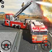 Fire Truck Driving School: 911 Emergency Response 1.4