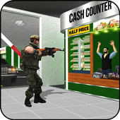 Drive Thru Supermarket Shooter