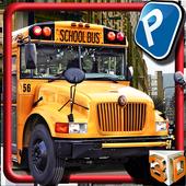 School Bus Parking Simulation