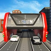 Elevated Bus Simulator: Futuristic City Bus Games 2.4