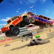 Xtreme Demolition Derby Racing- Muscle Cars Crash 1.5