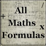 All Maths Formulas 1.16