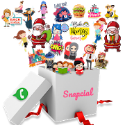 Stickers for Whatsapp - WAStickerApps 17