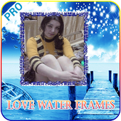 Love Water Photo Frame 1.6