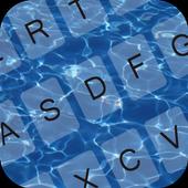 GO Keyboard Water 1.3