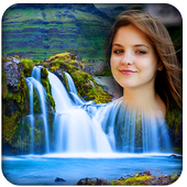 HD Waterfall Photo Frames 1.4