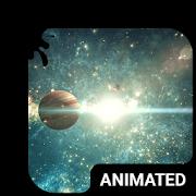 Space Voyage Animated Keyboard 1.70