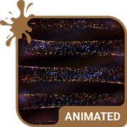 Spark Swirl Animated Keyboard 2.26