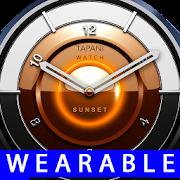 Sunset watch face wearable 2.3.0.0