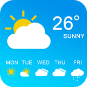 Weather Alerts 2018: Live Weather Forecast, Widget 1.3.1