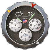 Weather & Analog Clock Widget 1.4.0.1