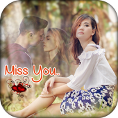 Miss You Photo Frame 1.0