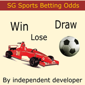 SG Sports Betting Odds 0.4.0